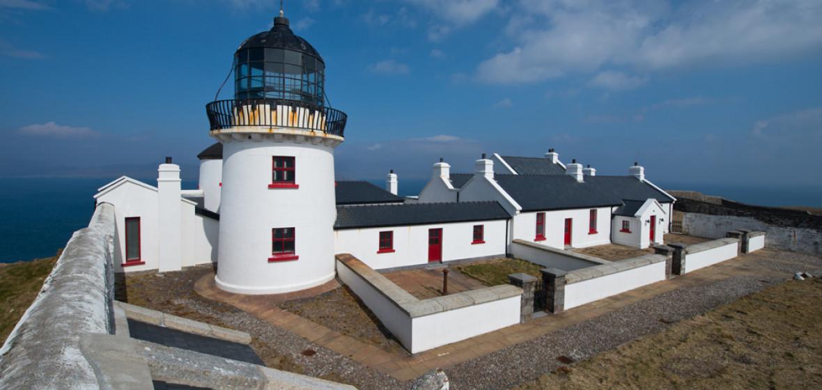 Photo of Clare Island Lighthouse