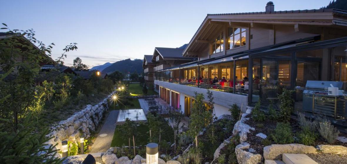 Photo of Hotel Spitzhorn