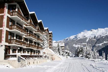 Hotel Cristal, Grimentz
