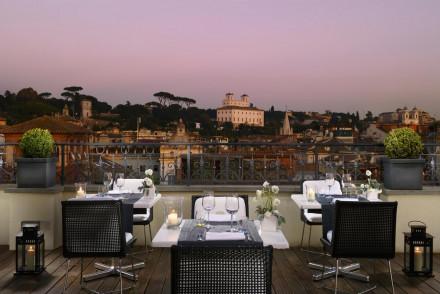 First Hotel Roma Arte