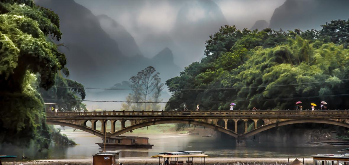 Photo of China