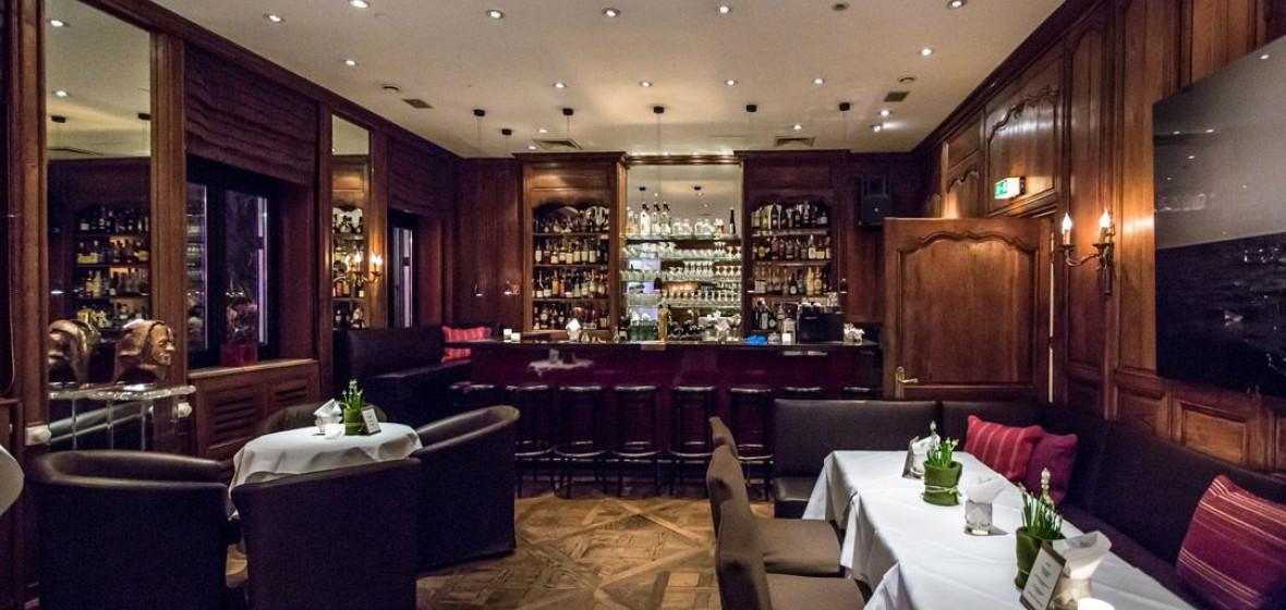 Hotel Palace Munchen Restaurant