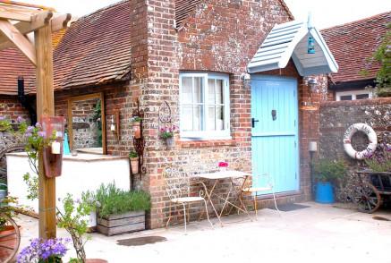Blue Door Barns
