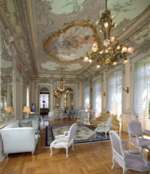 Ten reasons Why I Love ....Pestana Palace, Lisbon