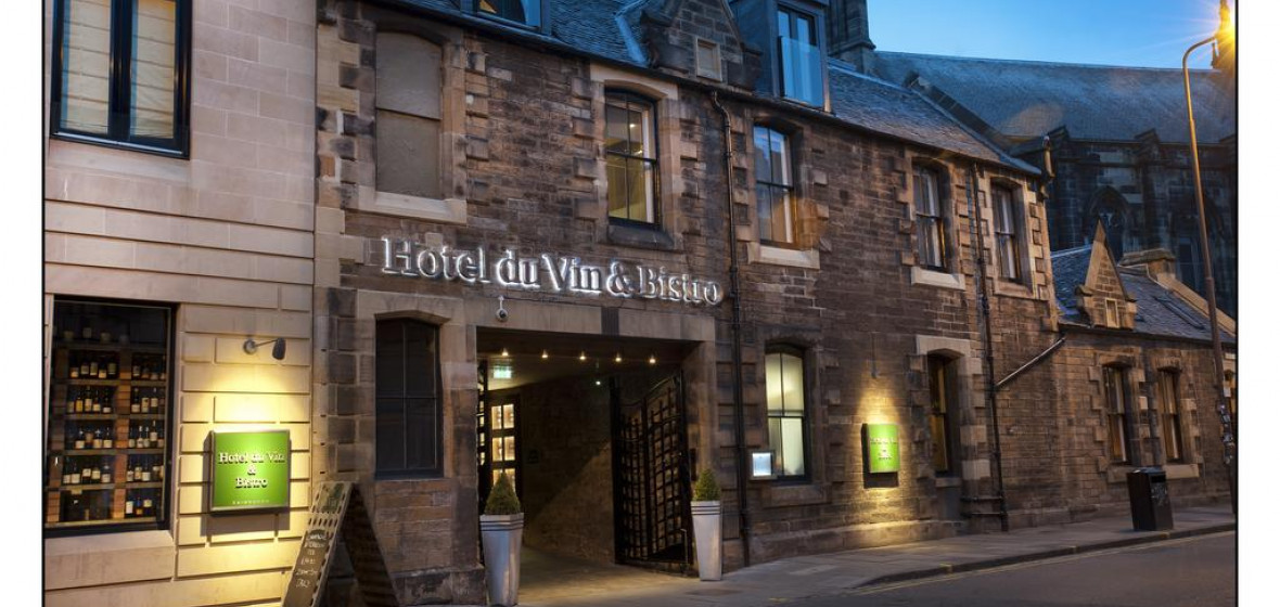 Photo of Hotel du Vin Edinburgh