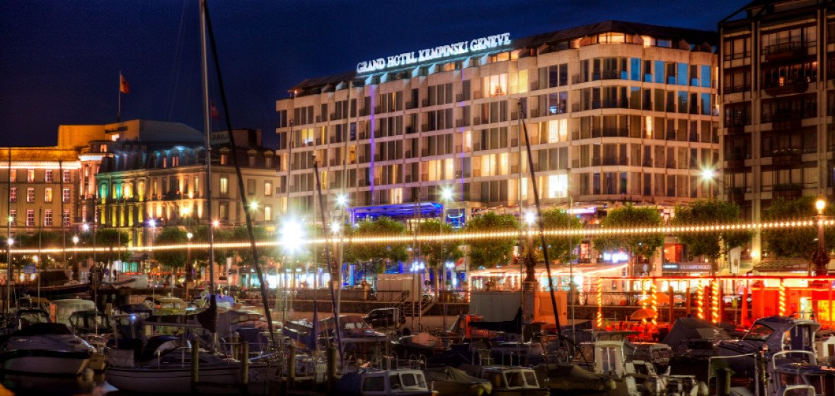 Photo of Grand Hotel Kempinski