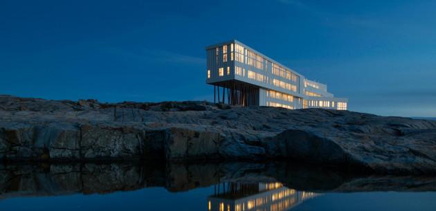 Photo of Fogo Island Inn