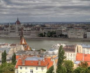 Photo of Budapest