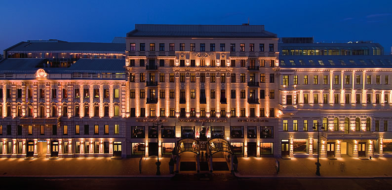 Photo of Corinthia Hotel, St Petersburg