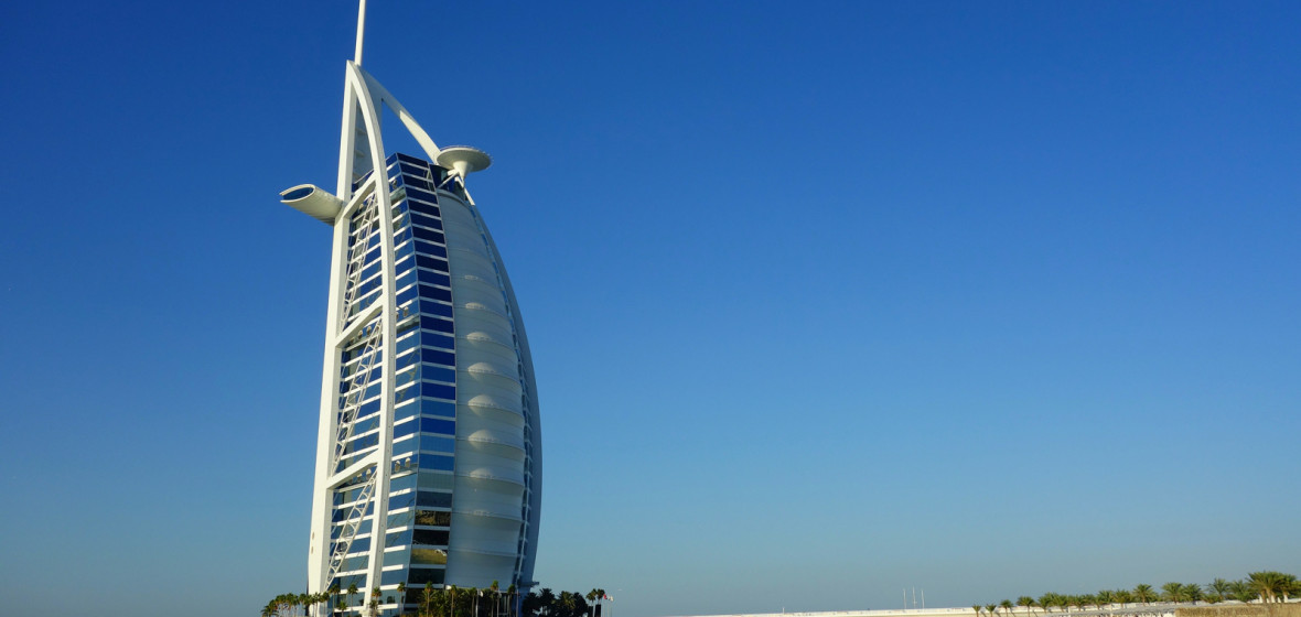 Best places to stay in dubai united arab emirates the for Dubai the best hotel