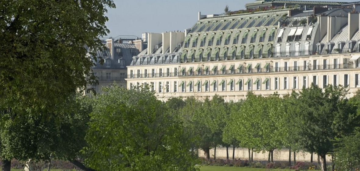 Photo of Hotel Le Meurice