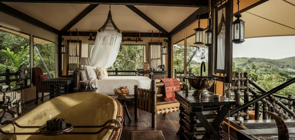 Photo of Four Seasons Tented Camp