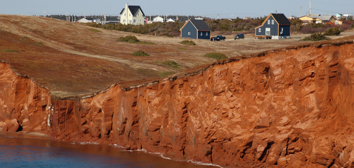 Photo of Magdalen Islands