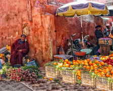 A Foodie's Marrakech: Marrakech's 10 Best Hotels for Foodies