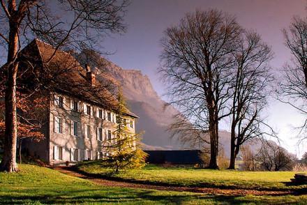 Chateau des Allues