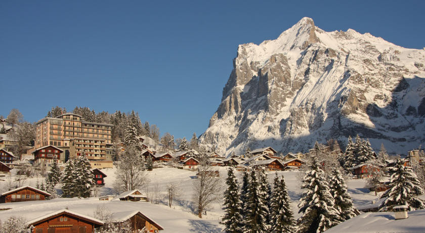 Photo of Hotel Belvedere, Grindelwald
