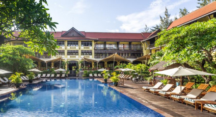 Victoria Angkor Resort and Spa