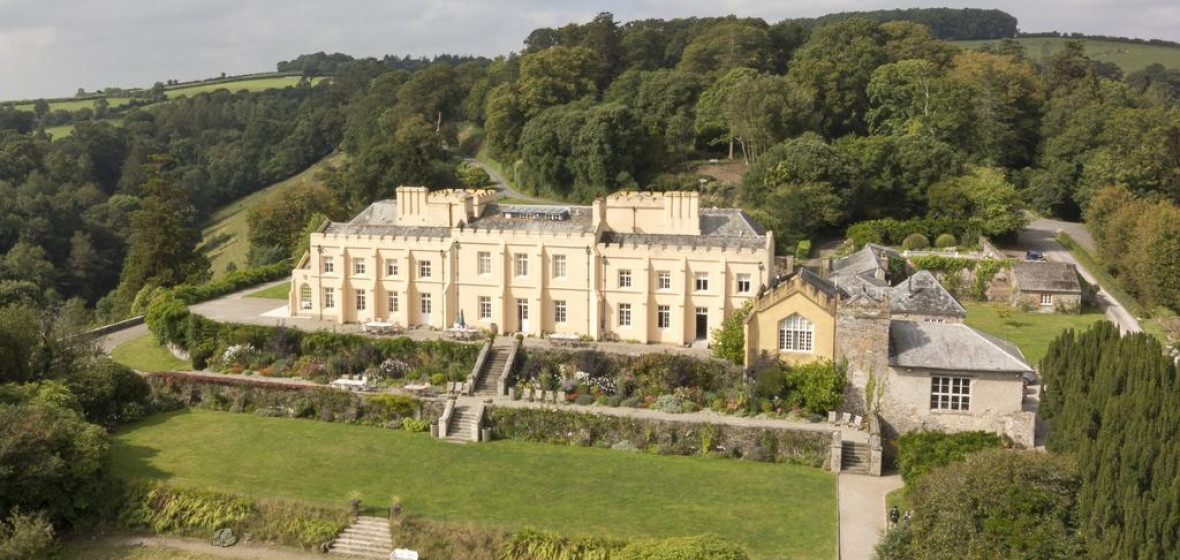 Photo of Pentillie Castle