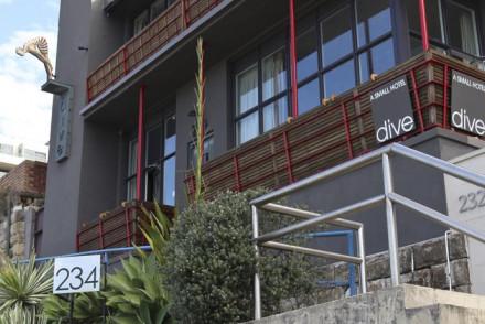 Dive Hotel