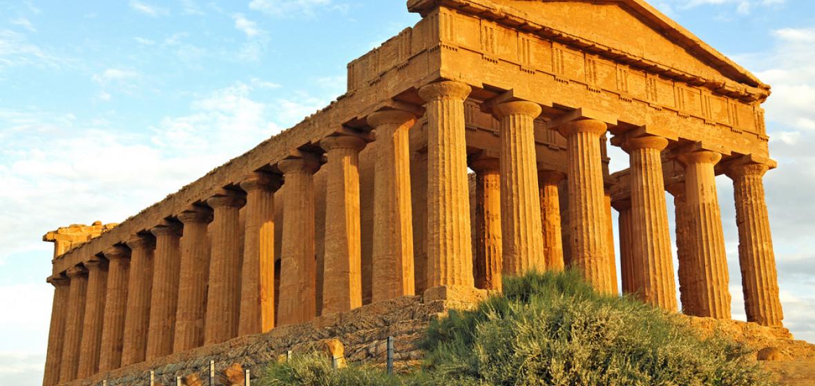 Photo of Agrigento