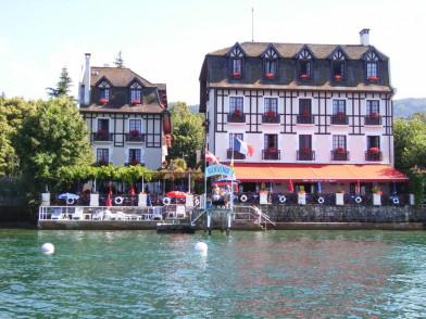 Hotel les Cygnes