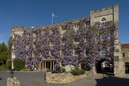 The Castle Hotel, Somerset