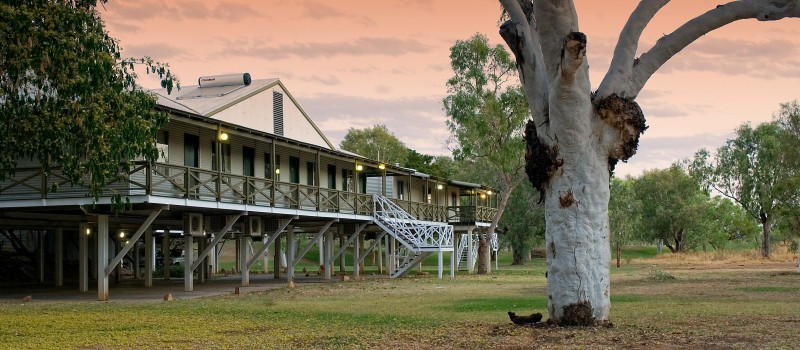 Photo of Fitzroy River Lodge