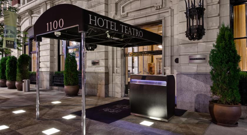 Photo of Hotel Teatro, Denver