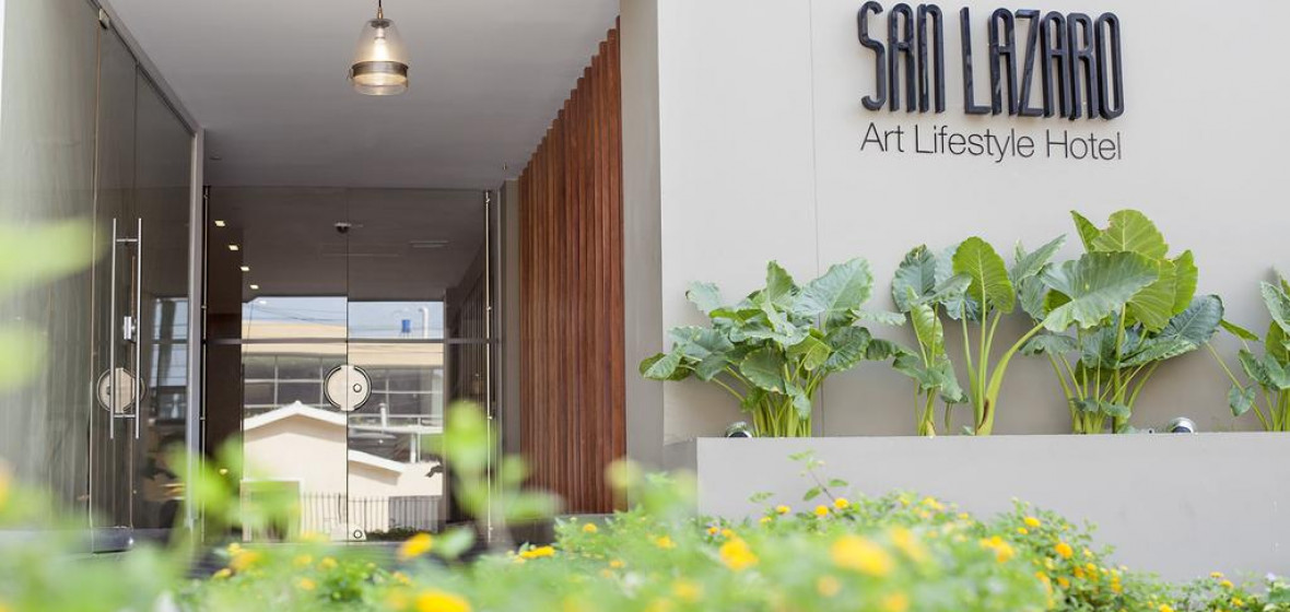 Photo of San Lazaro Art Lifestyle Hotel