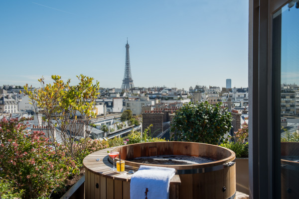 20 of the Best Paris Hotels with a Balcony | The Hotel Guru