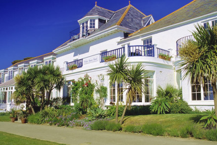 The White House Hotel Herm