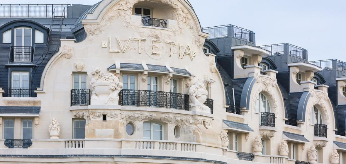 Photo of Hotel Lutetia