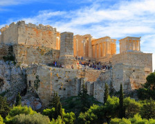 The 6 Best hotels near the Acropolis