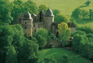 castle hotel sababurg