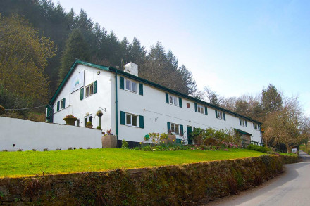 Whitebrook Restaurant with Rooms