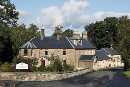 Dumfries House Lodge