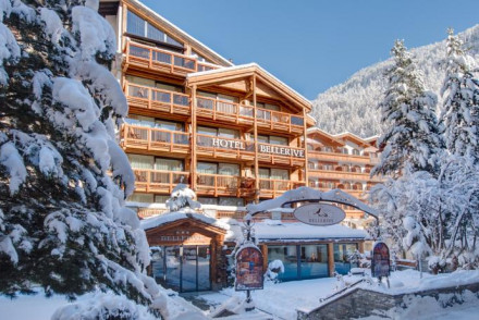 Hotel Bellerive, Zermatt