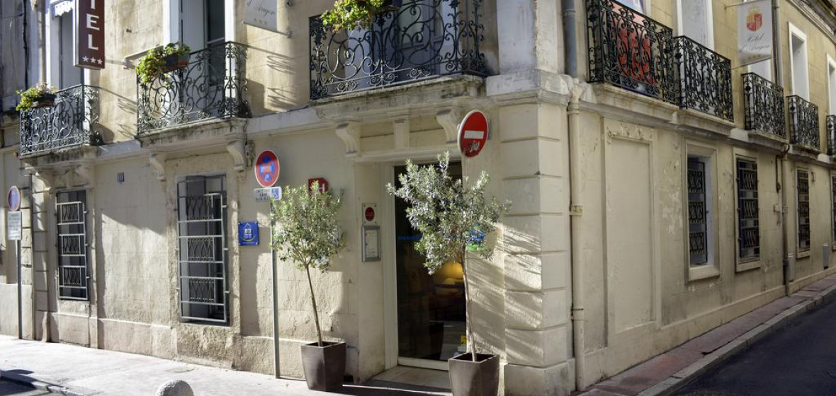 Photo of Hotel d'Aragon, Montpellier