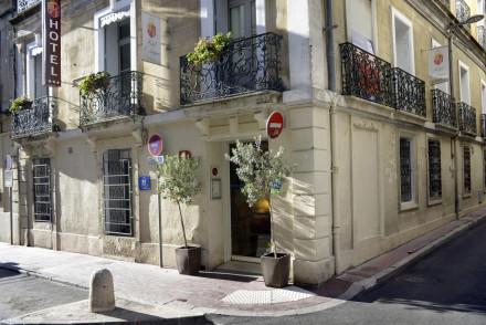 Hotel d'Aragon, Montpellier