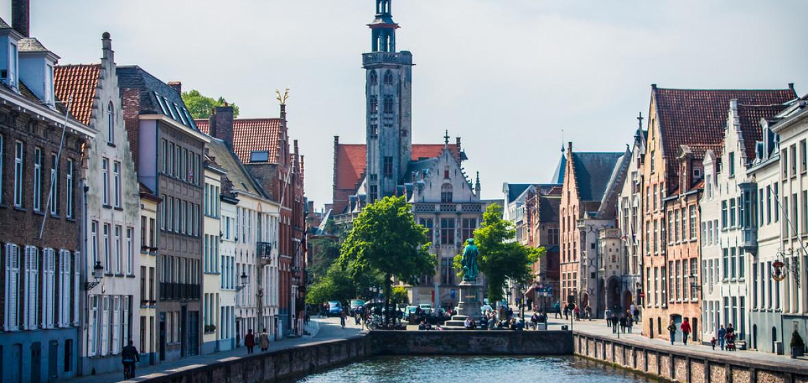 Car Hire Bruges