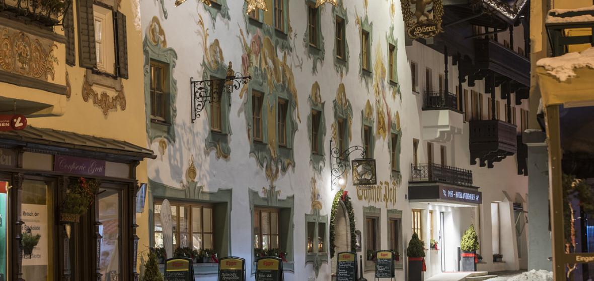 Hotel Kaiserfels St Johann In Tirol