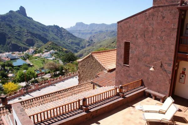 View from Fonda de la Tea