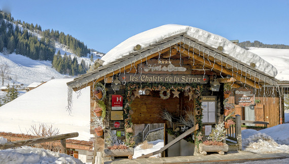 Photo of Les Chalets de la Serraz