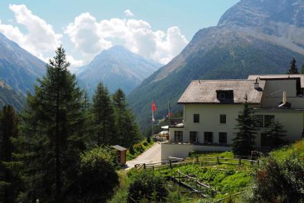 Waldhotel Fletschhorn