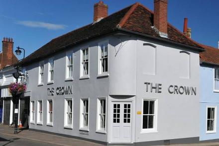 The Crown at Woodbridge