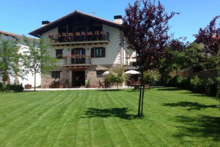 Hotel Rural Iribarnia