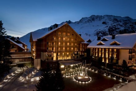The Chedi, Andermatt