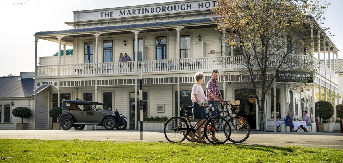 Photo of The Martinborough Hotel