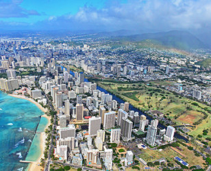 Photo of Honolulu