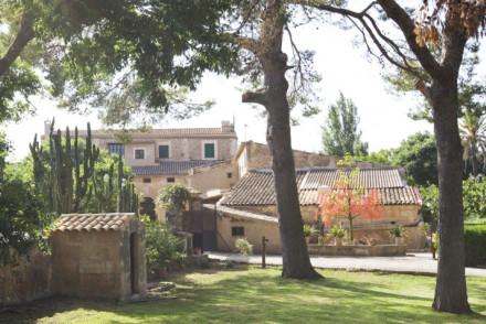 Sa Torre De Santa Eugenia
